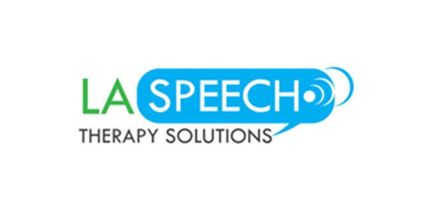 LA Speech Therapy Solution logo