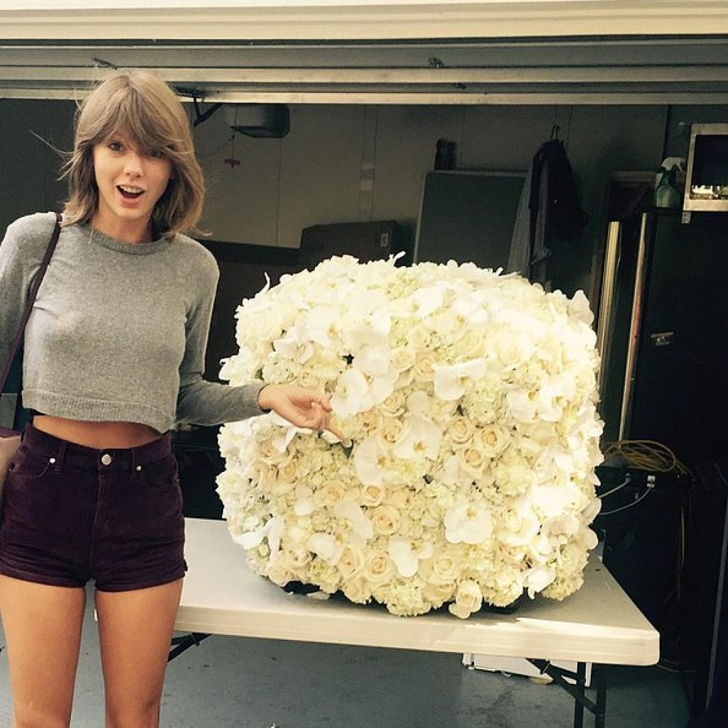 Taylor swift and empty vases most liked instagram photo empty vase reviewsmspy