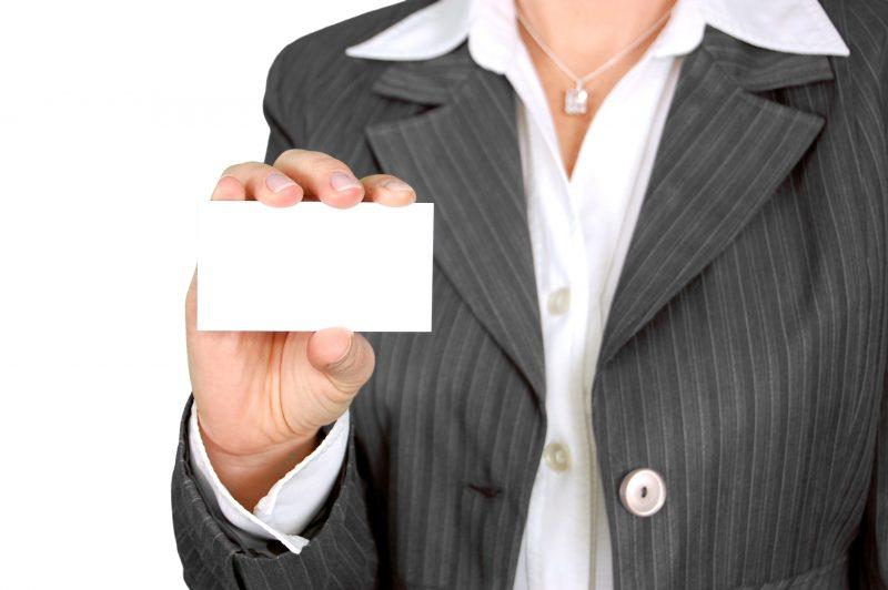 Business Card Design Beverly Hills